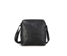 Crossover tas vierkant zwart