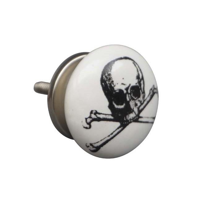 Knop skull