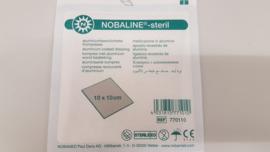 Gaas aluminium steriel (8 x 10 cm
