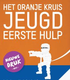 Het Oranje Kruis Jeugdboekje Nieuw!