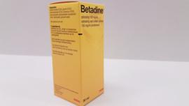 Betadine oplossing 30 cc