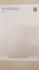 Schrijfblok A4