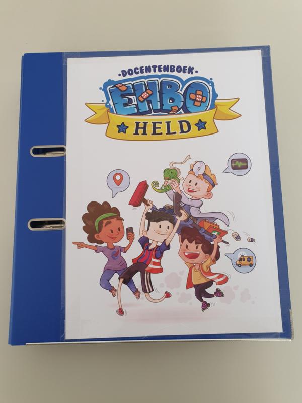 Docentenboek (met USB stick)