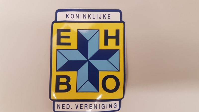 Sticker 6 x 8 cm