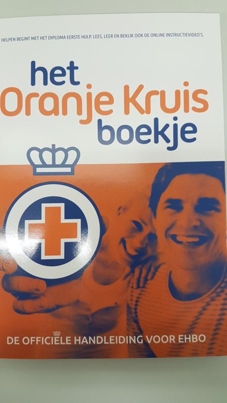 Oranje Kruisboekje 27e druk