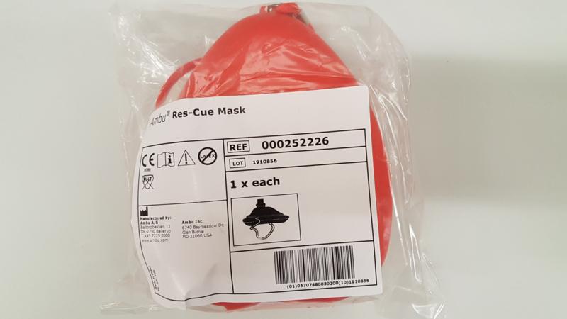 Rescue masker