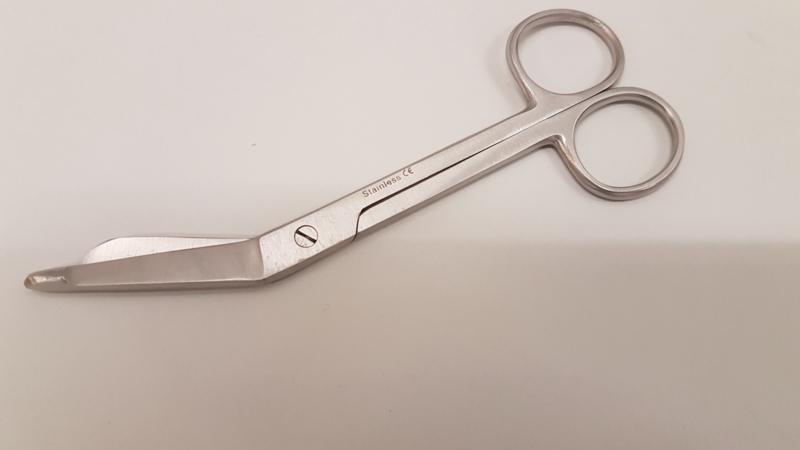 Schaar RVS 14.5 cm
