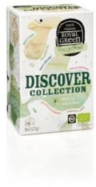 Royal Green Biologische Thee Discover