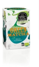 Royal Green Biologische Thee Green Matcha