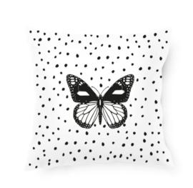 Tuinkussen - vlinder
