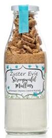 Zuster Evie Stroopwafel muffins
