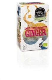Royal Green Biologische Deliciously Ginger