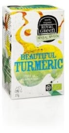 Royal Green Biologische Thee Beautiful Turmeric