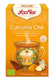 Yogi tea Curcuma Chai