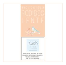 Rooibos Lente  Bio