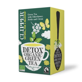 Clipper Detox Organic Green Tea