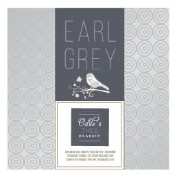 Zwarte thee - Earl Grey thee