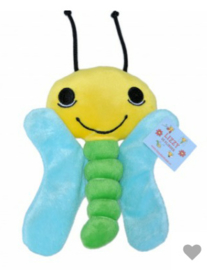 Knuffel Lizzy de Vlinder