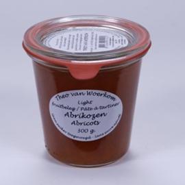 Suikervrije abrikozenjam