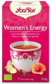 Yogi Tea Womens Energy
