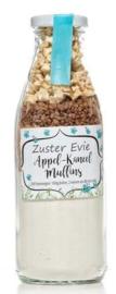 Zuster Evie Appel Kaneel Muffins