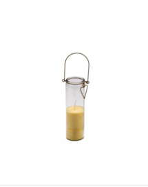 Home Society - Candle Tube- Geel