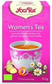 Yogi Women's Tea