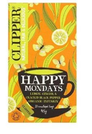 Clipper happy monday