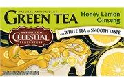 Celestial Seasonings Honey Lemon Ginseng