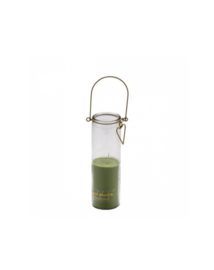 Home Society - Candle Tube - Groen