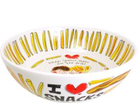 Blond Snack Frietschaal 30 cm