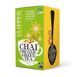 Clipper Chai Organic Green Tea