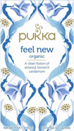 Pukka Feel new