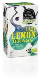 Royal Green Biologische Thee Lazy Lemongrass