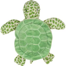 Handpop schildpad