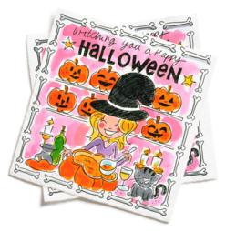 Servet Halloween
