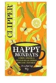 Clipper Happy Mondays Tea