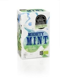 Royal Green Biologische Thee Mighty Mint