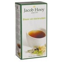 Jacob Hooy Blaas en Nierkruiden