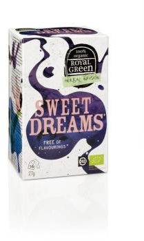 Royal Green Biologische Thee Sweet Dreams