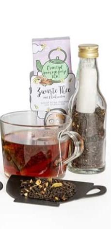 ZE losse thee zwarte thee