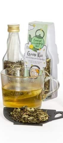 ZE losse thee groene thee