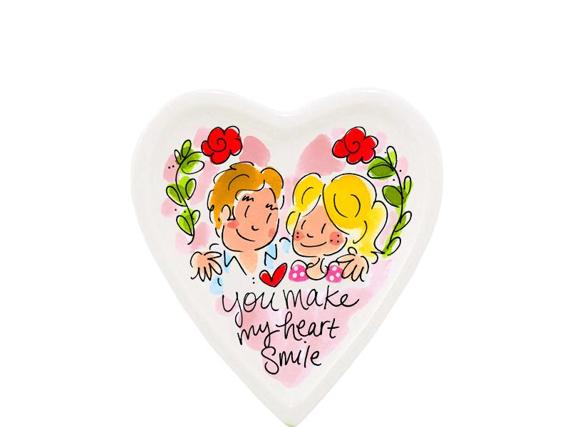Petit Four Smile Valentijn