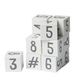 houten stapelblokken cijfers [sebra]