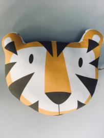 kussen - tijger [carotte & cie]