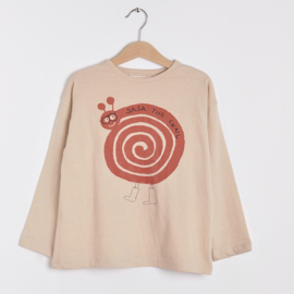 t-shirt sasa the snail [nadadelazos]