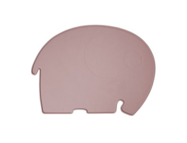 placemat olifant midnight plum [sebra]