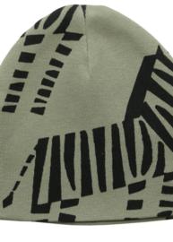 beanie - zebra [walnut & walrus]