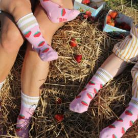 sokken - strawberry steve [lillster]