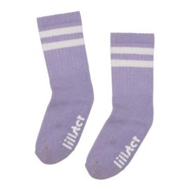 sokken - purple tube [lillster]